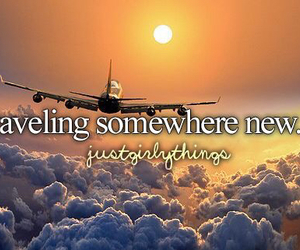 travel, traveling, and new image