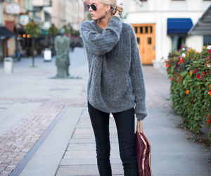 streetstyle and sweater image