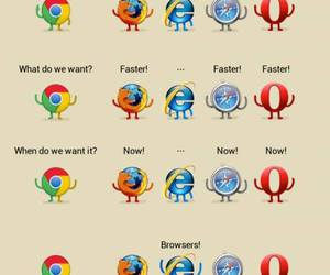 browser, funny, and internet explorer image