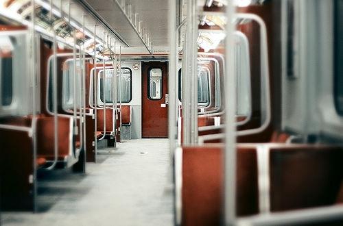 photography, train, and subway image