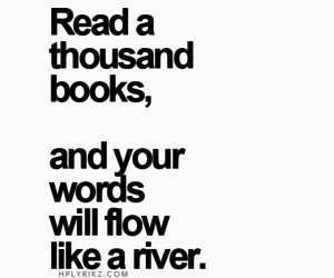 quote, books, and reading image