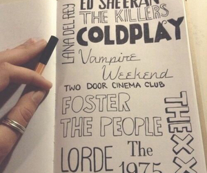 coldplay, lorde, and ed sheeran image