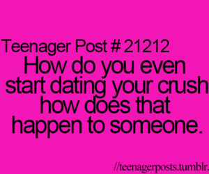 dating and teenager post image