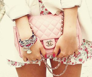 accesories, beauty, and chanel image