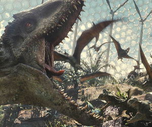 animals, dinosaurs, and jurassic world image