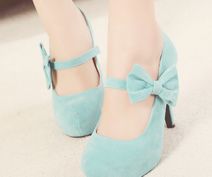 blue, shoes, and cute image