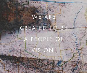 quote and vision image