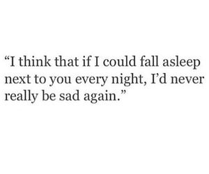 asleep, fall, and feelings image