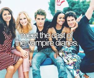 the vampire diaries and Vampire Diaries image