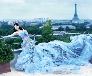 dress, paris, and Dita von Teese image