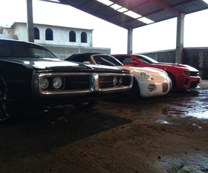 autos, camaro, and charger image