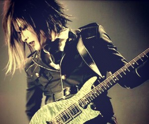 the gazette, uruha, and ガゼット image