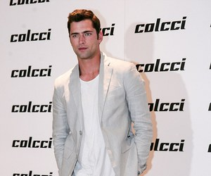 guy, handsome, and sean o' pry image