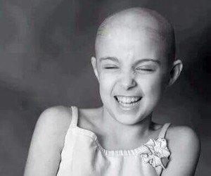 cancer and girl image