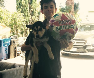 hayes grier, boy, and grier image