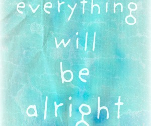 blue, everything, and life image