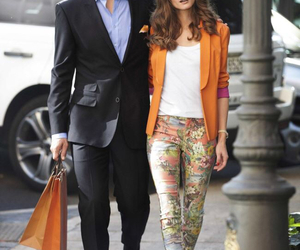fashion, olivia palermo, and couple image