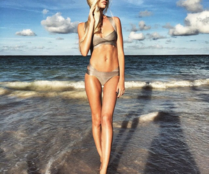 alena, fit, and beach image