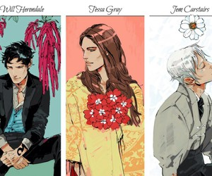 the infernal devices, will herondale, and tessa gray image