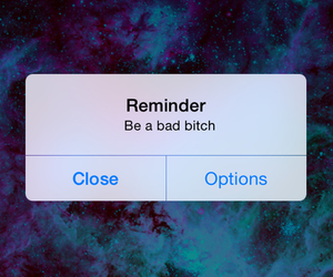 iphone, option, and reminder image