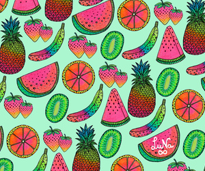 wallpaper, colors, and FRUiTS image