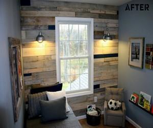 wall art, wood wall art, and wall art ideas image