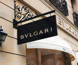 bvlgari, luxury, and shop image