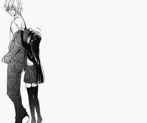 &, inu x boku ss, and soushi miketsukami image