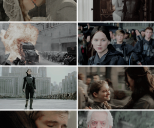 Collage, movie, and thg cast image