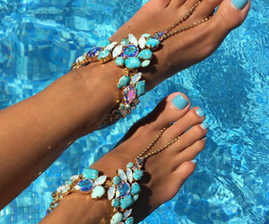 summer and blue image