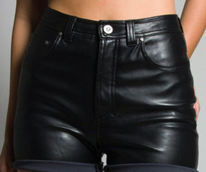 black, summer, and fashion image