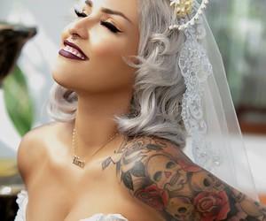 wedding and tattoo image
