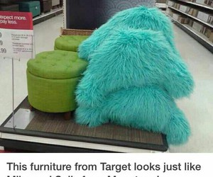 monsters inc, target, and funny pictures image