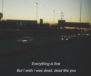 grunge, sad, and love image