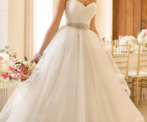 wedding and dream dress image