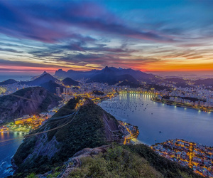 rio de janeiro and brazil image