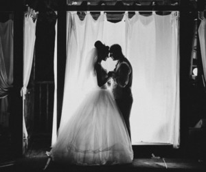 wedding, love, and beautiful image