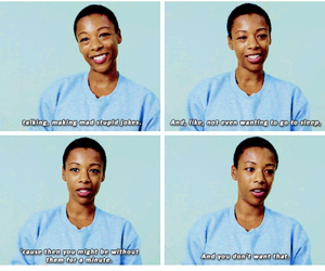 quote, love, and poussey image