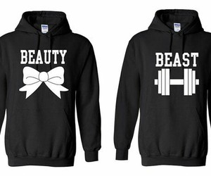 beast, beauty, and bride image