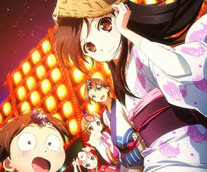 accel world and anime image