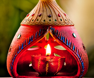 candle, india, and photography image
