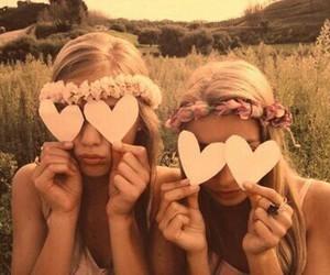 best friend, rózsaszín, and lány image