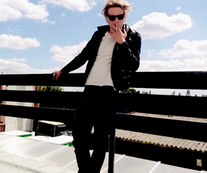 Jamie Campbell Bower, boy, and perfect image