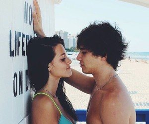 couple, crush, and summer image