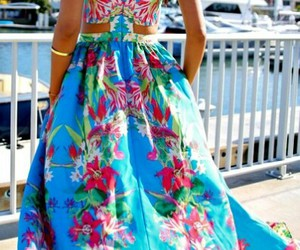maxidress floralprint image