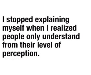 people, quote, and perception image