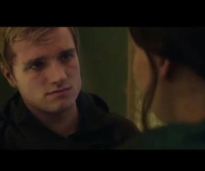 mockingjay, peeta, and josh hutcherson image