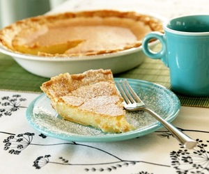 pie, sweet, and buttermilk image