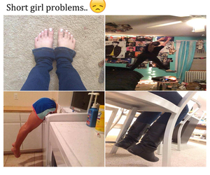 funny, girls, and problem image