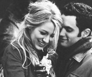 gossip girl, love, and couple image